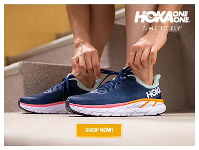 Hoka One One brand new outdoor collection
