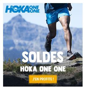 C'est les soldes chez Hoka ! Profitez de promotions jusqu'à -40% sur les produits de la marque