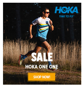 It's Summer sale on Hoka! Up to 40% off