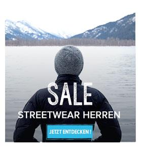 Streetwear Herren Sale !