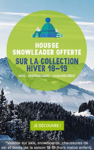 Housse offerte sur la collection Hiver 17-18  !
