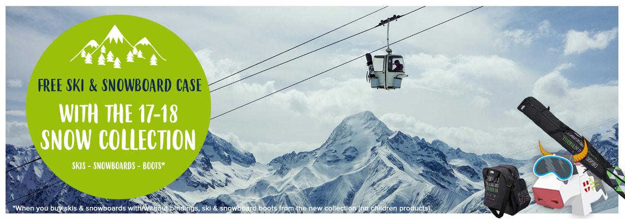 Free ski case !
