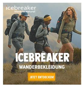 Icebreaker : Wanderbekleidung