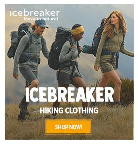Icebreaker : Hiking clothing