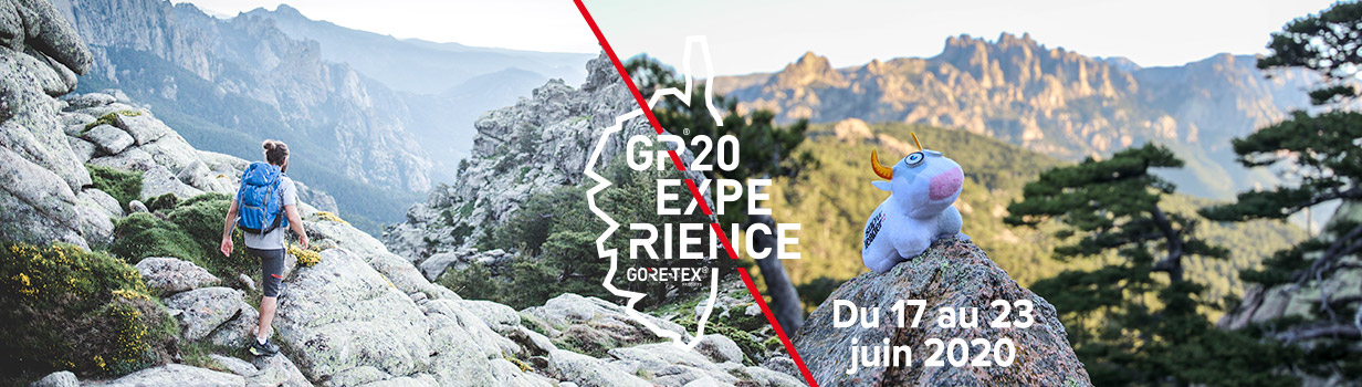 GR20 Experience Gore-Tex