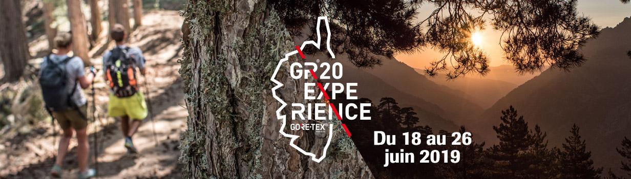 GR20 Experience Gore-Tex