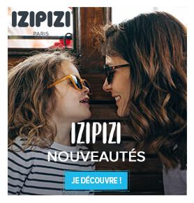 Découvrez chez Snowleader la marque de lunettes IZIPIZI !