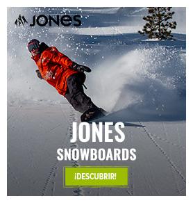 Descubre Jones : Ropa técnica de esqui