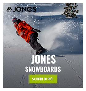 Scopri la marca Jones : Abbigliamento tecnico