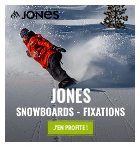 Profitez des dernières remises sur les produits de la marque Jones