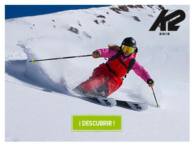Nueva colleccion K2