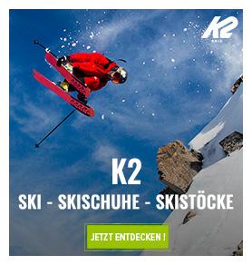 K2 : Ski, Skischuhe, Tourenski…