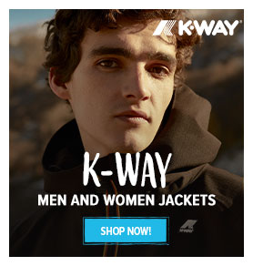 Discover K-WAY's new arrivals!