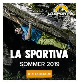 Sommer 2019 La Sportiva !