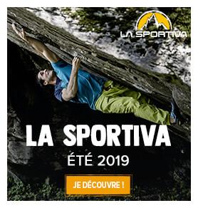 Découvrez toutes les nouveautés 2019 de La Sportiva !