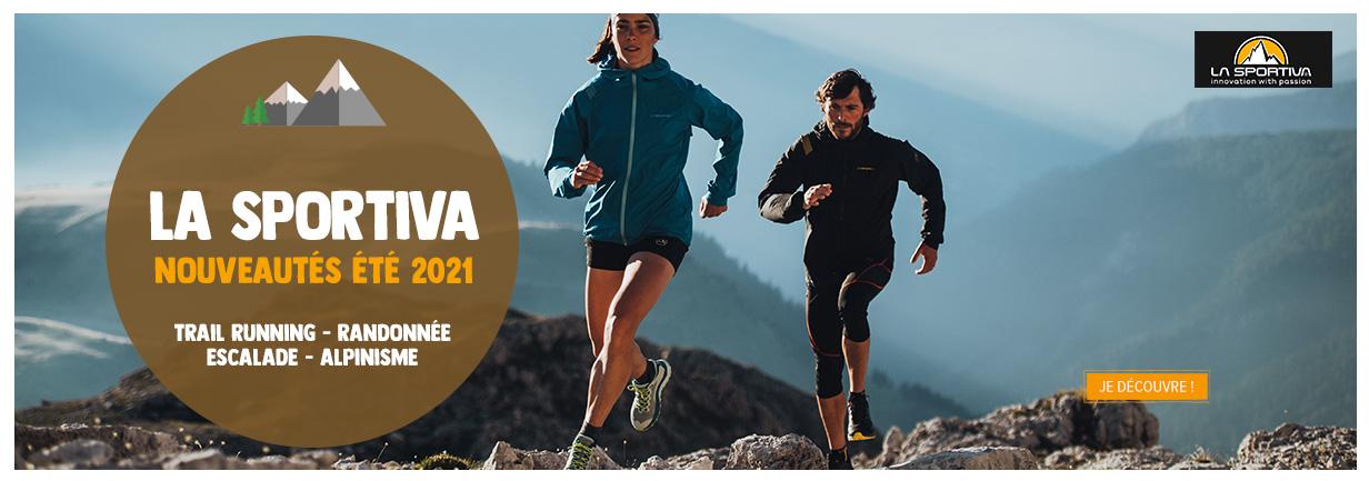 Découvrez les nouveautés La Sportiva 2021 : Trail, Randonnée, Escalade, Alpinisme