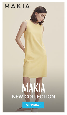 Makia's New collection !