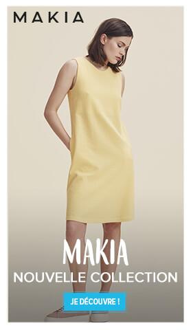Découvrez la nouvelle collection Makia !