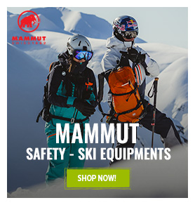Mammut : Ski Equipment and Safety Avalanche
