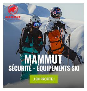 Mammut : Equipements de ski et de sécurité avalanche