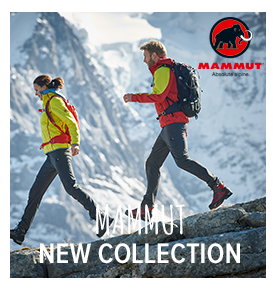 mammut new collection