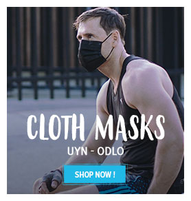 Come discover our Cloth Masks new arrivals!