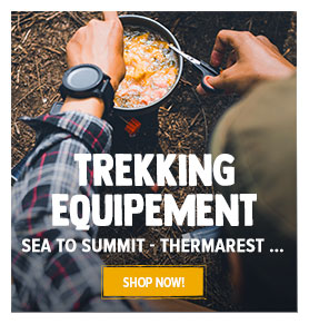 Come discover all of our Trekking Equipement products : Sea to Summit, Thermarest, MSR…
