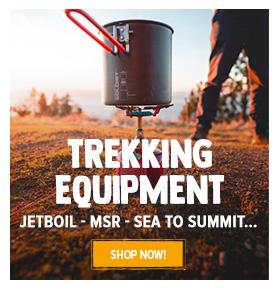 Trekking Equipment 2021 : Jetboil, MSR, Sea to Summit...