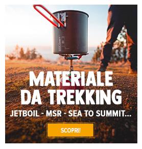 Materiale Trekking : Jetboil, MSR, Sea to Summit...
