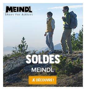 Découvrez tous nos produits soldés de la marque Meindl !