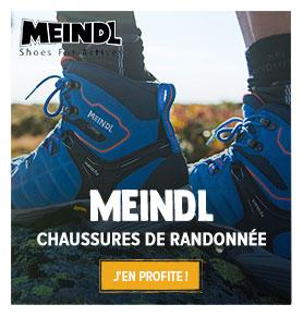 Profitez de notre large gamme de chaussures de randonnée Meindl !