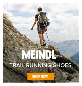 Discover Meindl's trail running shoes collection!