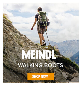 Discover Meindl's walking boots collection!