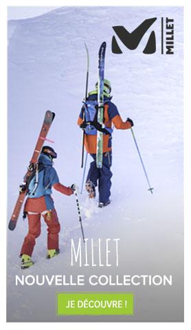 Nouvelle collection Millet