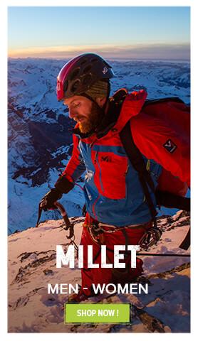 Millet, Men - Women !