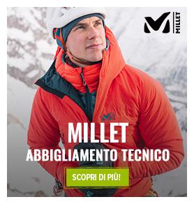 Scopri la marca Millet : Abbigliamento tecnico