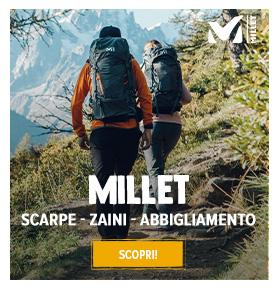 Scopri Millet : Arrampicata, Alpinismo, Trekking...