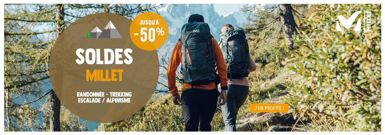 Soldes Millet - Rando - Trekking - Escalade / Alpinisme