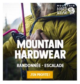 Profitez de notre large gamme de produits Mountain Hardwear