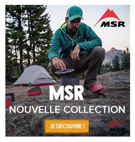 Découvrez toute la collection MSR.