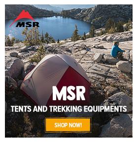 MSR : Tents - Trekking Equipment