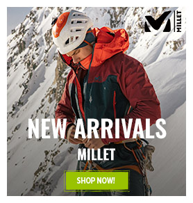 Come discover Millet new arrivals Fall/Winter 20-21!