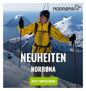 Neuheinten Norrona : Wintersaion 20-21