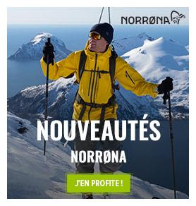 Découvre les nouveautés Norrona Automne/Hiver 20-21 !