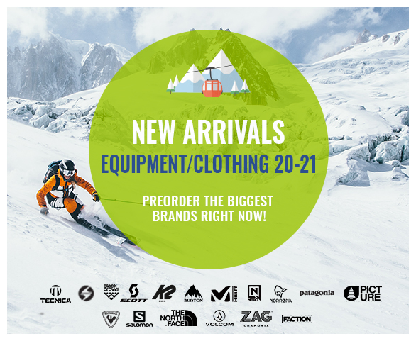 Come discover new arrivals Winter 20-21!