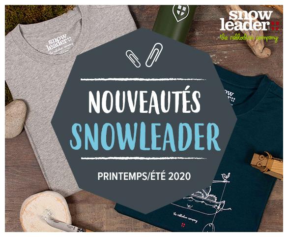 Découvrez la nouvelle collection Snowleader Printemps Été 2020