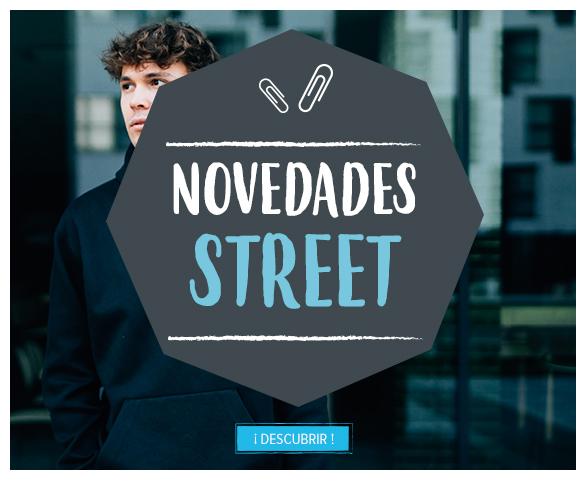 Descubre nuestros novedades Street