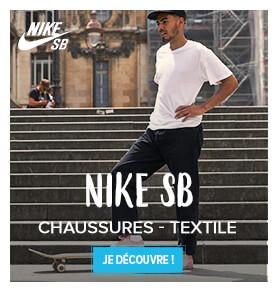 Découvre l'ensemble des produits de la marque Nike Skateboarding
