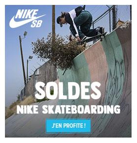 C'est les soldes chez Nike ! Profitez de promotions jusqu'à -40% sur les produits de la marque