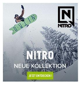 Neue Kollektion Nitro !